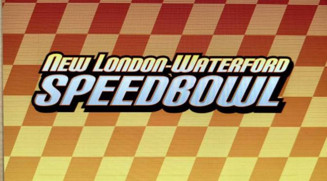 Mark Panaroni Takes John Curry Memorial, 46-lap Mini-Stock feature At the Speedbowl