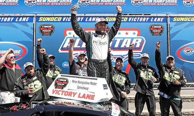 Bonsignore is Best of 2018 NASCAR Whelen Modified Tour All Star Shootout