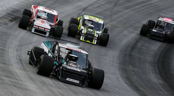 Justin Bonsignore Finally Finds Victory Lane at Bristol