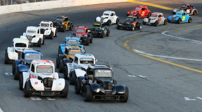 U.S. LEGEND CARS INEX NATIONAL QUALIFIER 50-LAPPER SET FOR RIVERHEAD RACEWAY SATURDAY NIGHT SEPTEMBER 22ND.