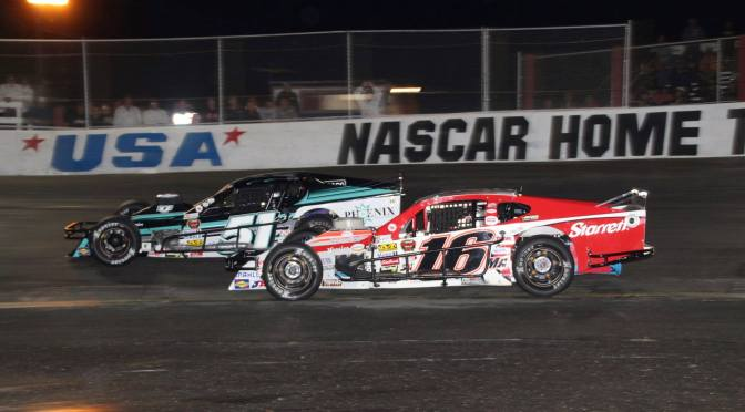 Justin Bonsignore Scores Season Sweep at Riverhead