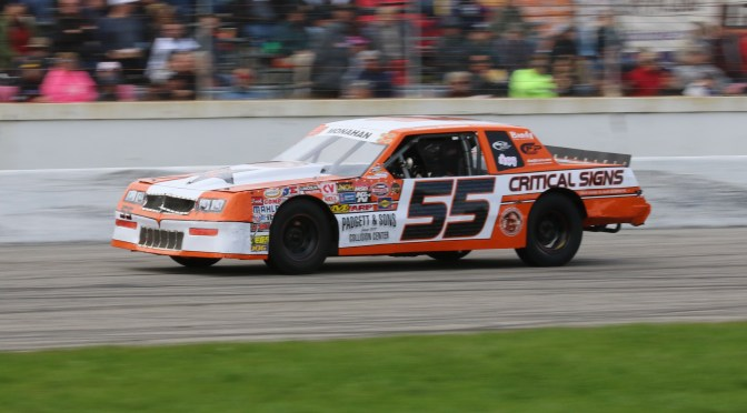 SHAWN MONAHAN WINS SECOND STRAIGHT THOMPSON LIMITED SPORTSMAN TITLE