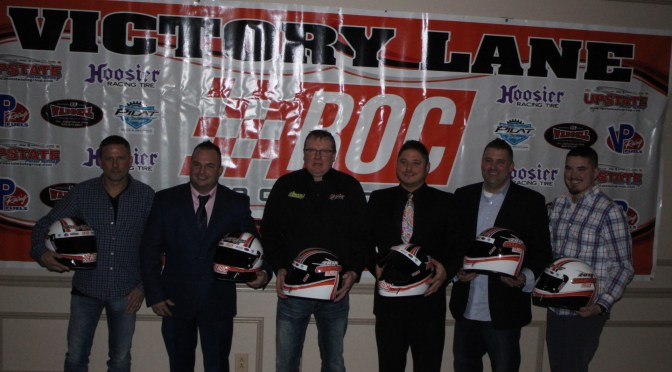 CHAMPIONS AND INDIVIDUALS HONORED AT RACE OF CHAMPIONS 2018 SEASON-ENDING CELEBRATION
