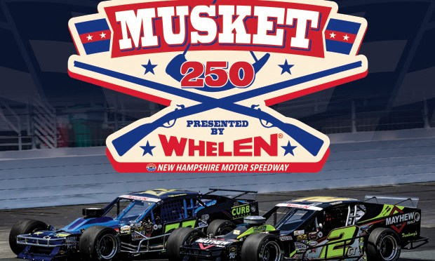 Whelen to Sponsor Musket 250 at New Hampshire Motor Speedway