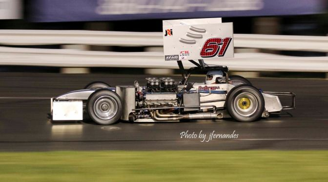 Booth and Ordway Jr. Geared Up for More ISMA Action in 201