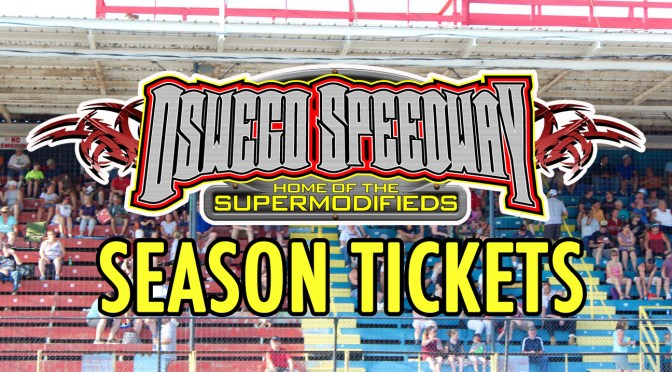 Pricing Revealed for Oswego Speedway's Season Ticket Combinations