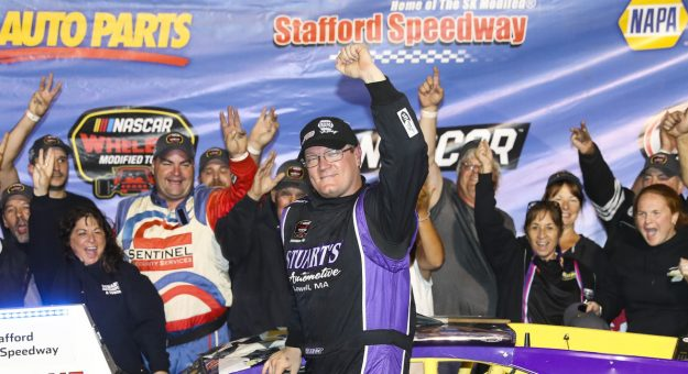 Ron Silk Survives Chaotic Overtime Restart For Second Straight Win