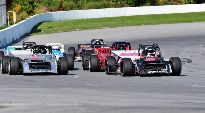 Strong Field Assembled for 3rd Annual Small Block Super 'Fall Brawl' at Evans Mills Raceway Park this Saturday, September