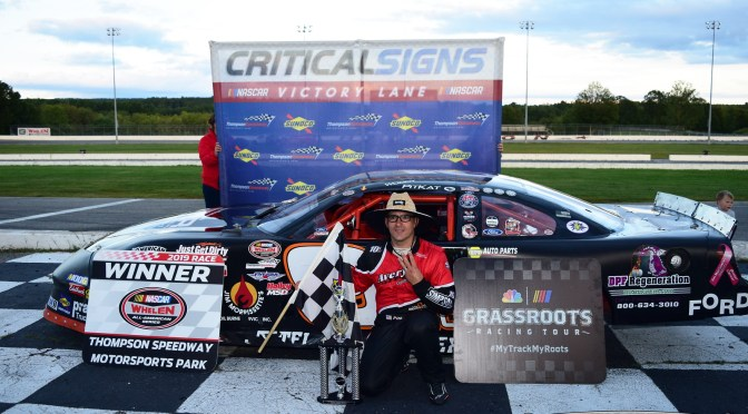 Pitkat Earns Second Two-Win Weekend of 2019 at Thompson