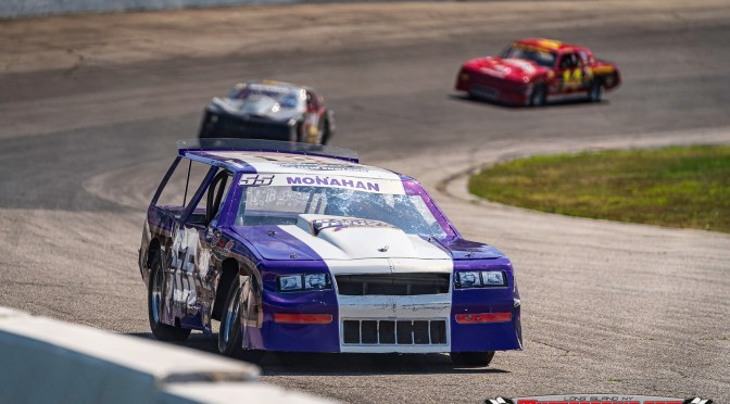 GERO, MONAHAN AND FULLER SET TO BATTLE FOR THOMPSON SPEEDWAY MOTORSPORTS PARK LIMITED SPORTSMAN CROWN