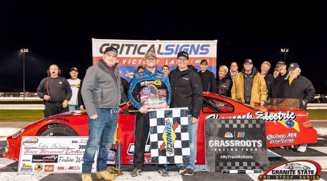 MacDonald a winner again at Thompson's World Series