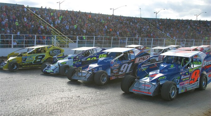NAPA Auto Parts Super DIRT Week 48 Takes Over Oswego Speedway October 9 thru 13
