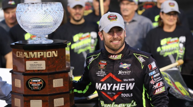 Doug Coby Secures Sixth NASCAR Whelen Modified Tour Title at Thompson; Rocco, Gero & Curry Become NASCAR Champions For 2019