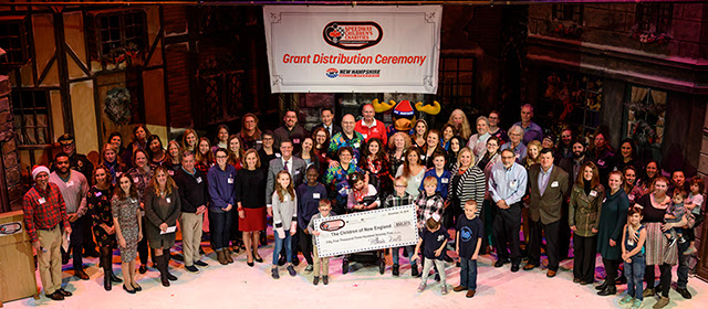Speedway Children's Charities Distributes $55,375 to New England Children in Need