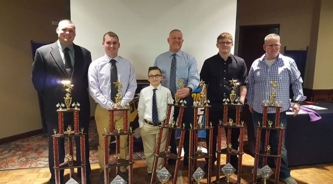 Chemung Speedrome Honors Drivers at Emotional 2019 Banquet