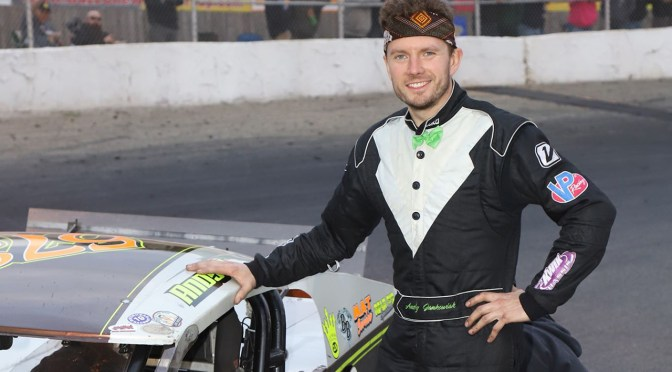 """""""It's A Dream Come True"""" – Andy Jankowiak Set For Step To ARCA Menards SERIES in 2021"""