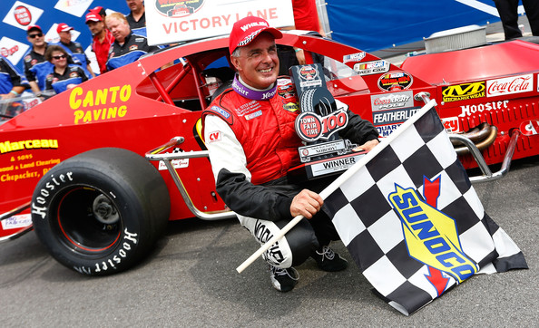 Mike Stefanik Back on NASCAR Hall of Fame Ballot