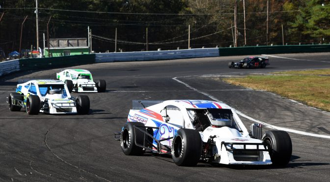 Tour Modifieds roar to life on June 28th at Evergreen Raceway