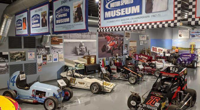 NORTH EAST MOTOR SPORTS MUSEUM TO REOPEN WITH MIDGET CAR EXHIBIT