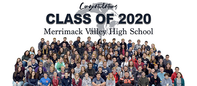Merrimack Valley High School Graduation at NHMS This Saturday