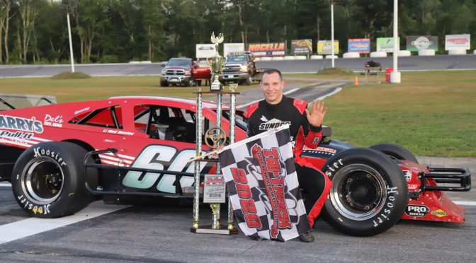 MATT HIRSCHMAN SCORES FIFTH SBM WIN AT STAR SPEEDWAY