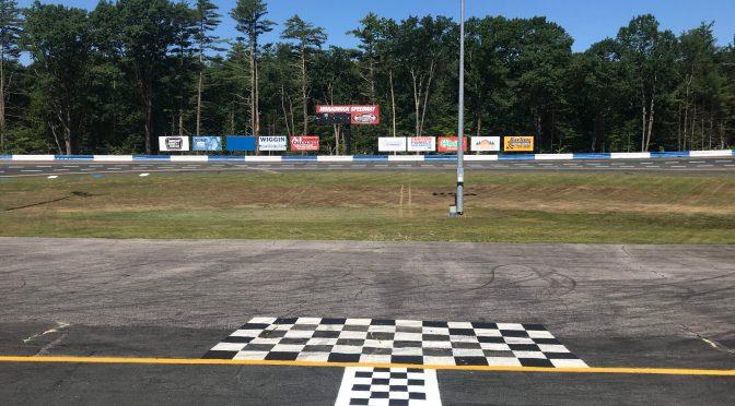 NASCAR, Monadnock Postpone NWMT Race to Sunday
