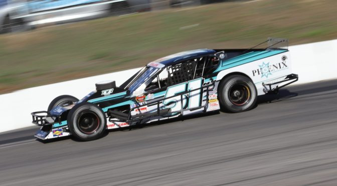 Justin Bonsignore Looking to End Stafford Winless Streak in NAPA Auto Parts 150