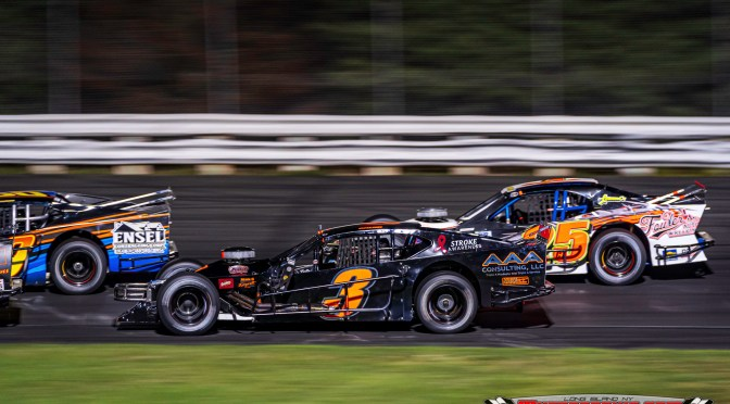 Matt Galko Looking for First Open Modified Victory in Stafford's Twisted Tea Open 80