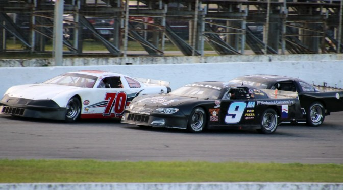 Big Money on the Line in ACT-Style Late Model Show at Thompson Speedway World Series