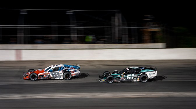 NASCAR Whelen Modified Tour Title on the Line at Sunoco World Series