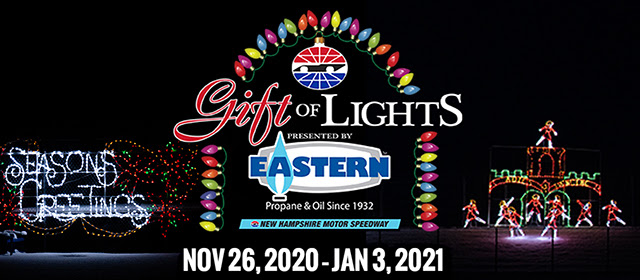 Gift of Lights Opens Thanksgiving Night