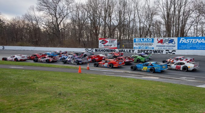 RACE OF CHAMPIONS MODIFIED SERIES SET TO BEGIN SEASON ATMAHONING VALLEY SPEEDWAY