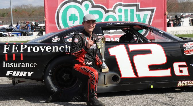 Griffith Dominates at Icebreaker to Remain Perfect on PASS Season