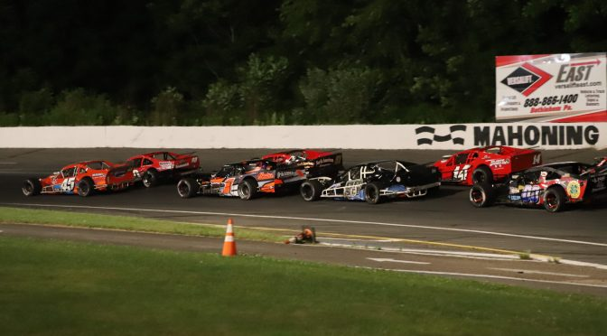 Race of Champions Modified Series season opener up next at Mahoning Valley Speedway