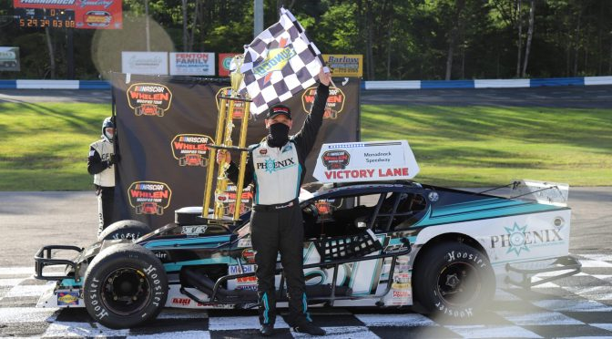 JUSTIN BONSIGNORE BEGINS QUEST FOR THIRD WHELEN MODIFIED TOUR TITLE AT MARTINSVILLE