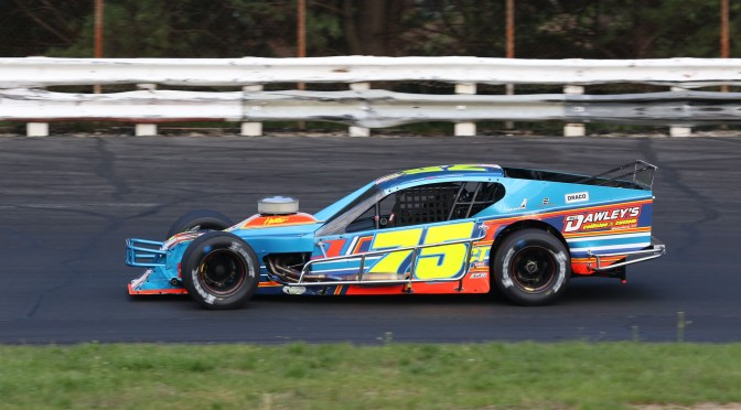Chris Pasteryak Looking to Get Back to Winning Ways in Stafford Speedway's Bud Light Open 80