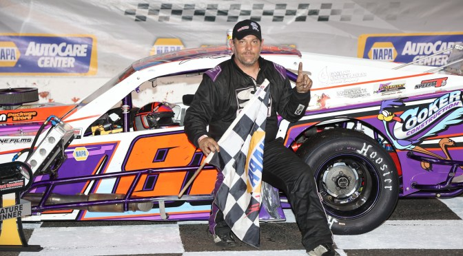 Owen, Robinson, Anglace, Jencik, & Hydar Score Bud Light Open 80 Feature Wins at Stafford Speedway