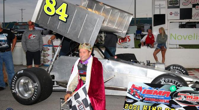 King Mike X: Lichty Holds Off Muldoon to Wear King of Wings Crown for Third Time