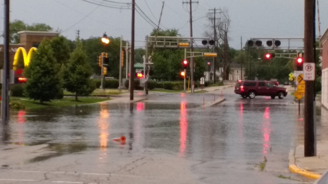 Chief: Flooding in Burlington unprecedented