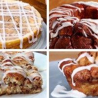 6 Easy Cinnamon Roll Recipes
