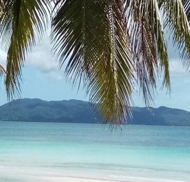 Inside Boracay: Photo by Trudy Allen