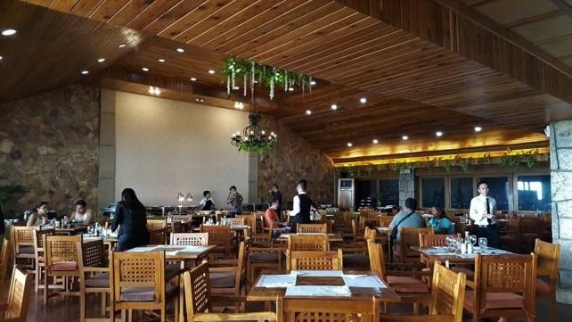 Sol Y Viento Mountain Hot Spring Resort - Breakfast at Café Sabroso