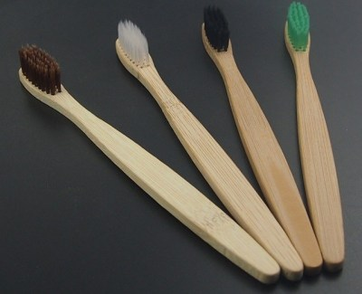 Ditching Plastic for Bamboo Toothbrushes