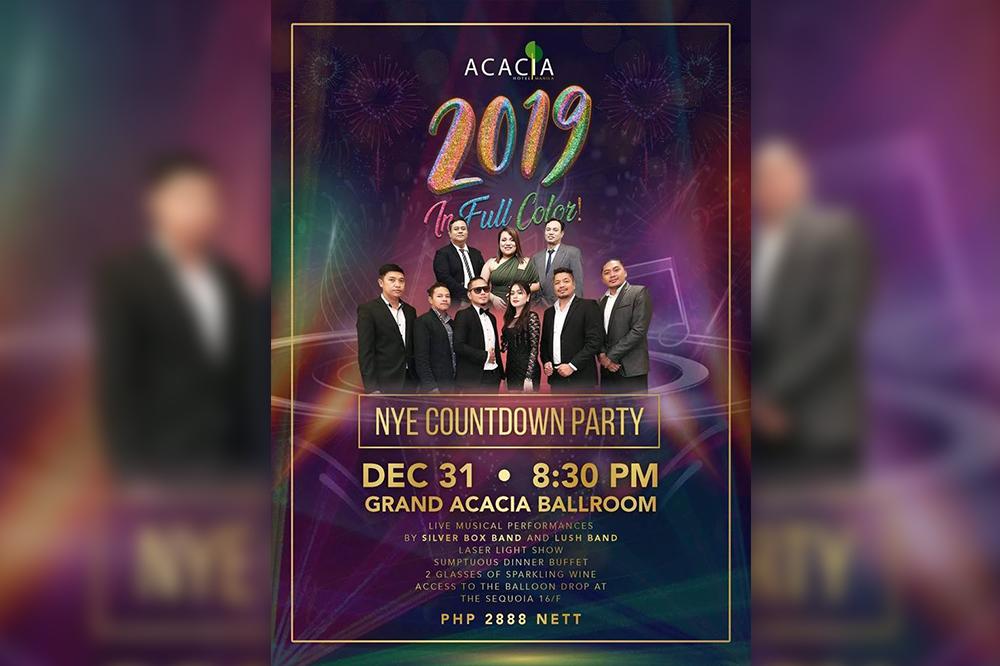 Balloon Confetti Pollution Acacia Manila 2018