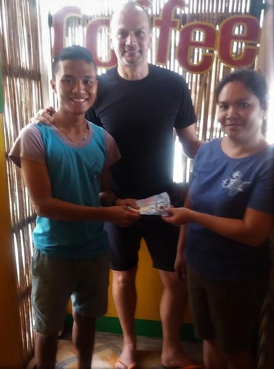 Real Coffee & Tea and Boracay Yoga raise money for BFRAV