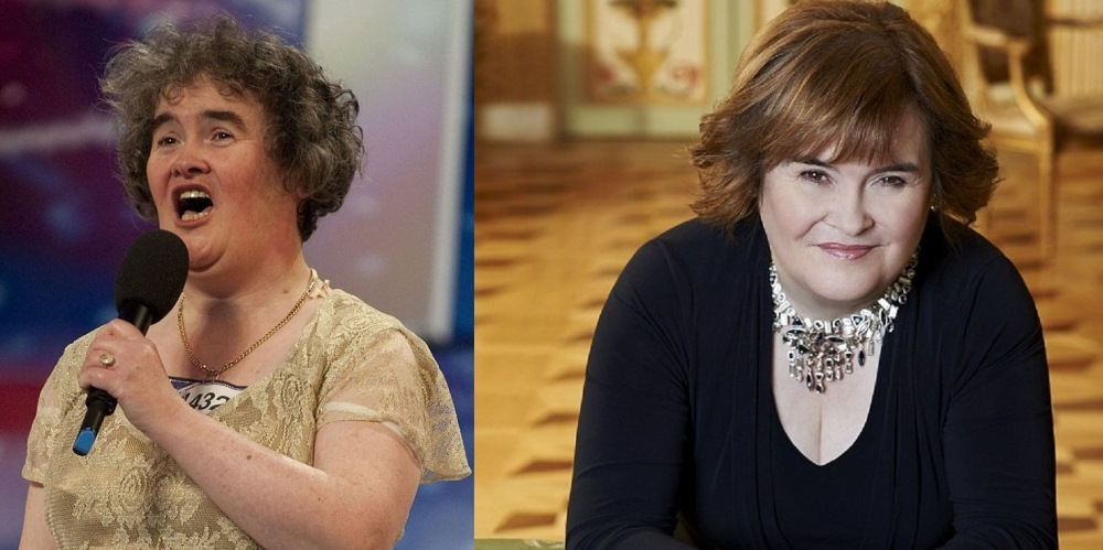 Age is Just a Number: Susan Boyle, then and Now