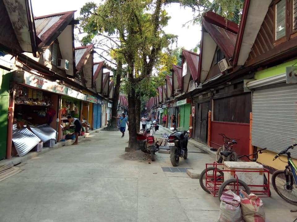 Boracay D'Mall Shops Re-opening