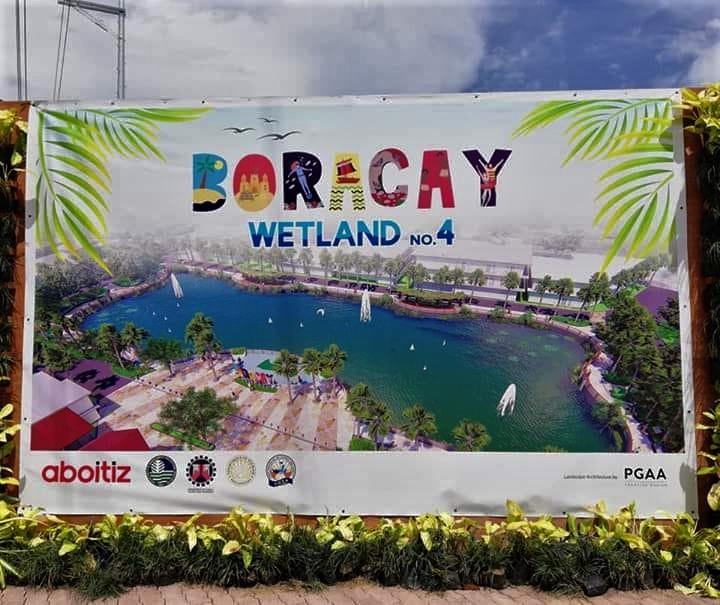 Inside Boracay: Opening of Wetland 4 Boracay