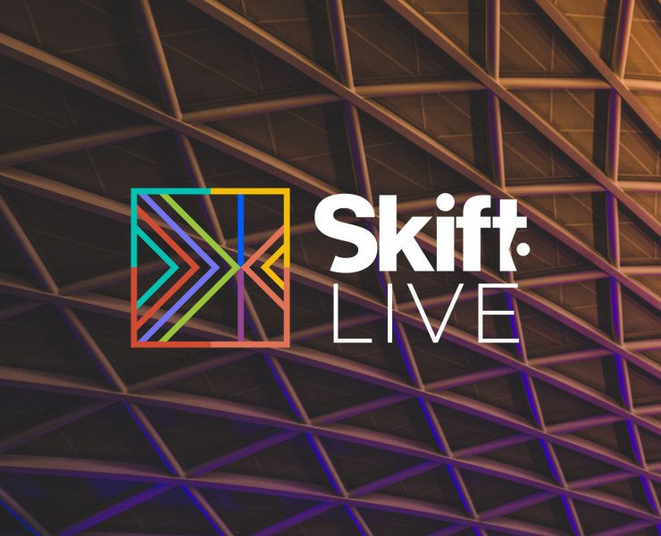 Skift Live logo