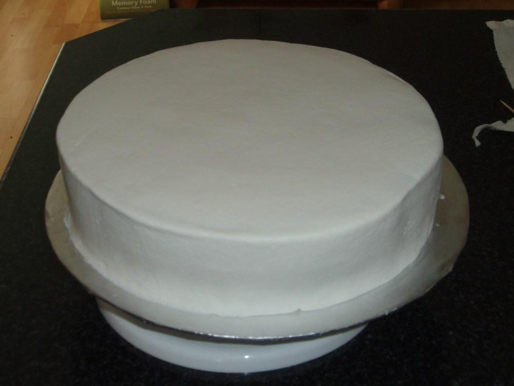 50th birthday bowlingcake! (5/6)